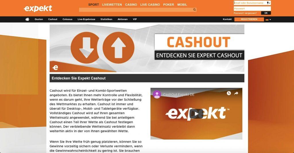 expekt mobile bettingworld