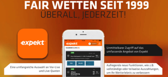 Expekt mobile betting world binary options practice trading account